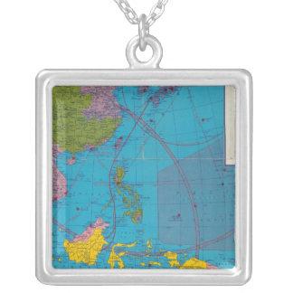 Extremo Oriente, cuenca mediterránea Colgante Cuadrado