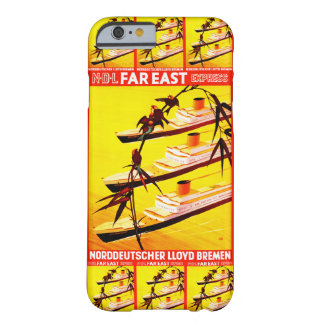 Extremo Oriente expreso Funda Para iPhone 6 Barely There