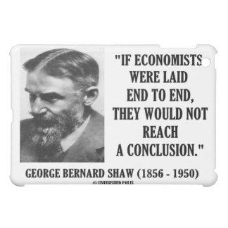 Extremo puesto economistas de George Bernard Shaw