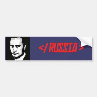 EXTREMO RUSIA - .PNG PEGATINA PARA AUTO