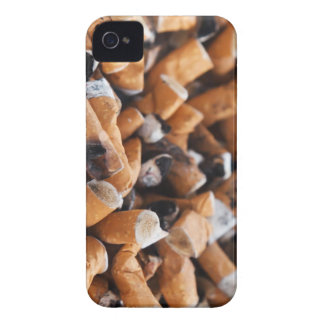 Extremos de cigarrillo iPhone 4 Case-Mate cobertura