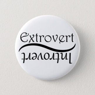 Extrovert-Introvert Button