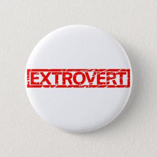 Extrovert Stamp Button