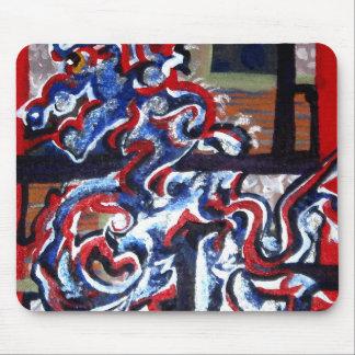 Exuberance Mouse Pad