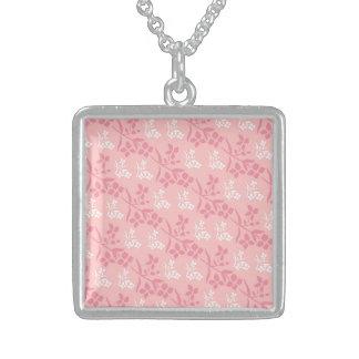 Exuberant Quiet Right Square Pendant Necklace