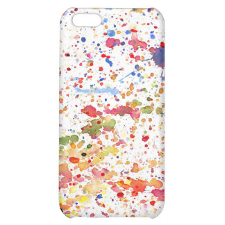 Exuberant Splatter iPhone 5C Case