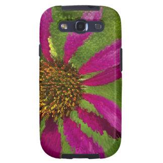 Exuded Coneflower Daisy Flower Samsung Galaxy SIII Cover