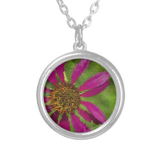 Exuded Coneflower Daisy Flower Jewelry