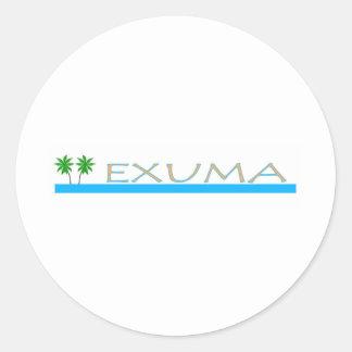 Exuma Bahamas Etiquetas