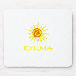 Exuma, Bahamas Mouse Pad