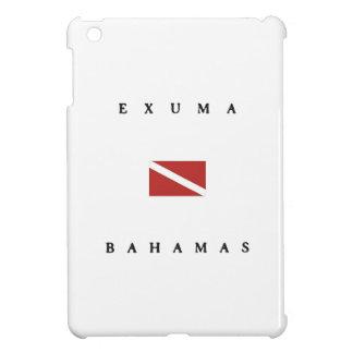 Exuma Bahamas Scuba Dive Flag Case For The iPad Mini