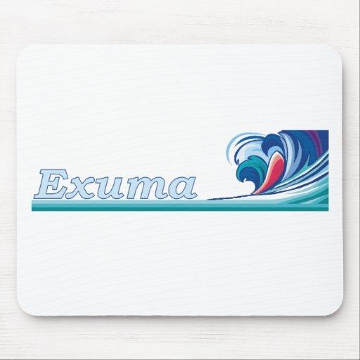 Exuma, Bahamas Tapete De Ratón