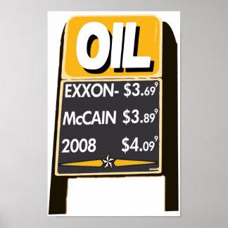 Exxon-McCain 2008 Poster