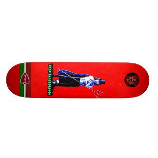 ExxU Imports Skateboard Deck