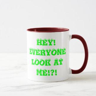 ey cada uno taza