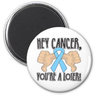 Ey cáncer de próstata usted es un perdedor imán redondo 5 cm
