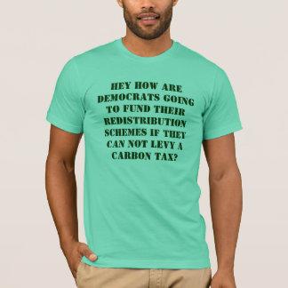 Ey cómo están los demócratas que van a financiar playera