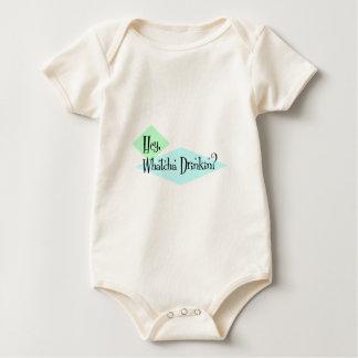 ¿Ey, consumición de Watcha? Ropa y Wearables Body Para Bebé