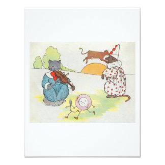 ¡Ey, diddle, diddle!  El gato y el violín Anuncios Personalizados