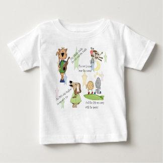 Ey Diddle Diddle - la camiseta infantil Playera