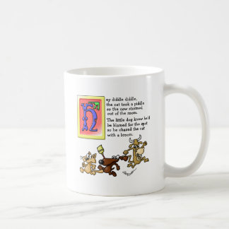 Ey Diddle Diddle Taza Clásica