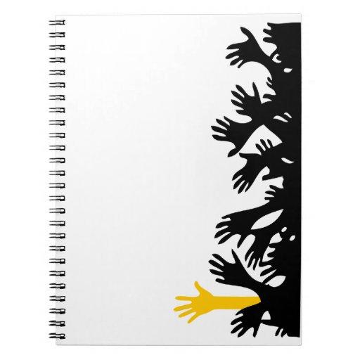 ¡Ey, estoy aquí! Cuaderno