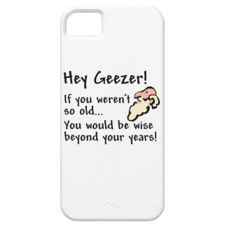 ¡Ey Geezer! iPhone 5 Fundas