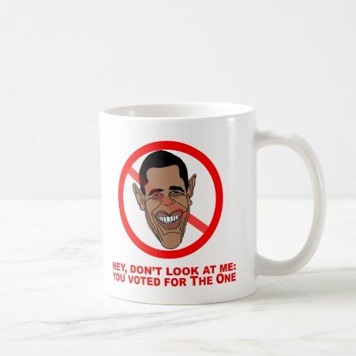 Ey, no me mire: usted votó por el taza clásica