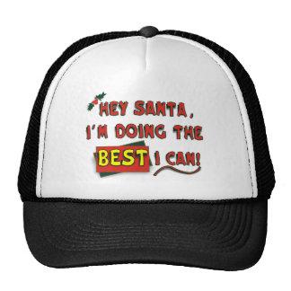 ¡Ey Santa! Gorra