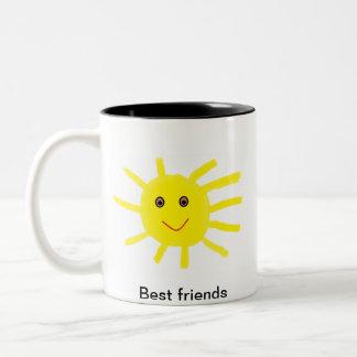 Ey sol taza de café