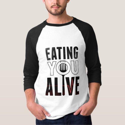 EYA logo _ Long Sleeve T_Shirt