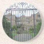 Eyam Hall in Derbyshire, England Coasters