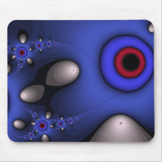 Eye 33 Fractal Mousepad
