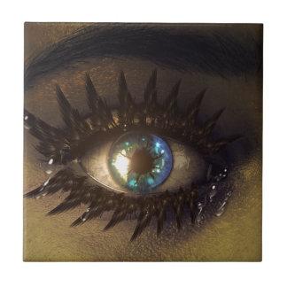 eye-448946 DIGITAL REALISM EYE FANTASY WOMAN MAKEU Tiles