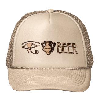 Eye Amphora Beer Cap Trucker Hat