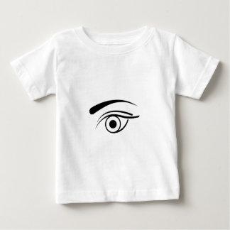 Eye and eyebrow baby T-Shirt