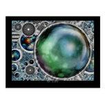 Eye Atomic Postcard