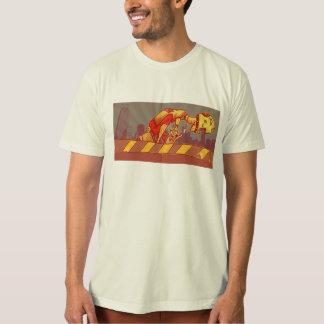 eye ball biker T-Shirt