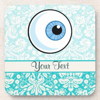 Eye Ball; Cute Drink Coasters
