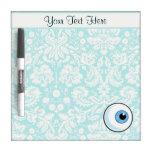 Eye Ball; Cute Dry-Erase Board