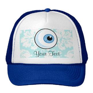 Eye Ball; Cute Hat