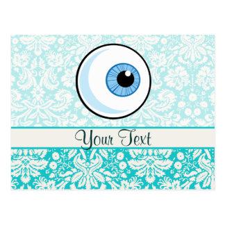 Eye Ball Cute Postcards