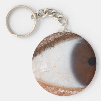 Eye Ball Key Chain