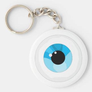 Eye ball keychain