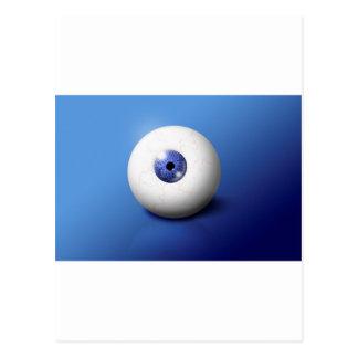 Eye Ball Postcards