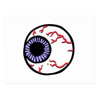 Eye Ball Postcard
