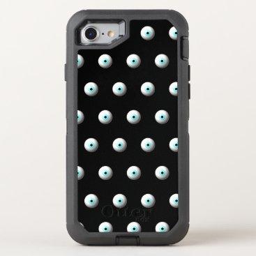 Eye Balls OtterBox Defender iPhone 8/7 Case