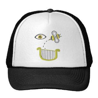 Eye Bee a Lyre Trucker Hat