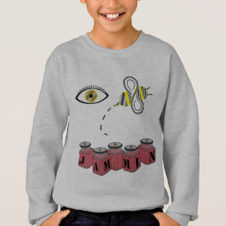 Eye Bee Jammin Sweatshirt