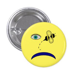 Eye Bee Sad Button